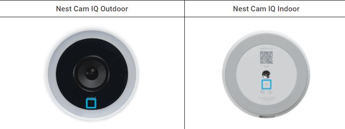 nest cam iq indoor and outdoor
