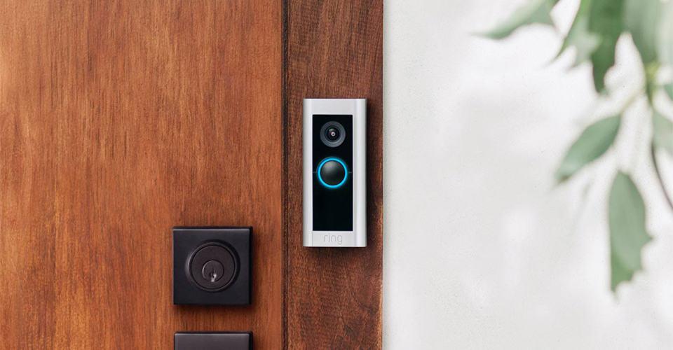 who makes ring doorbells
