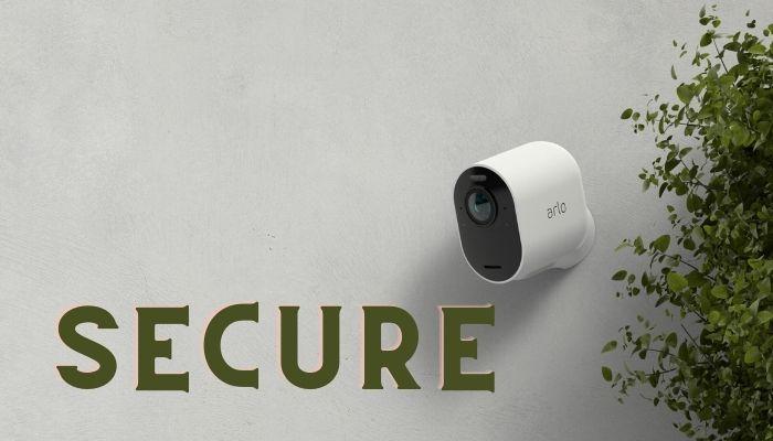 arlo secure plan